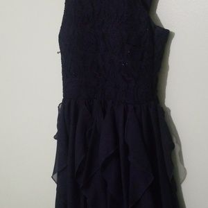 Nordstrom Dresses - Navy Hoco Dress